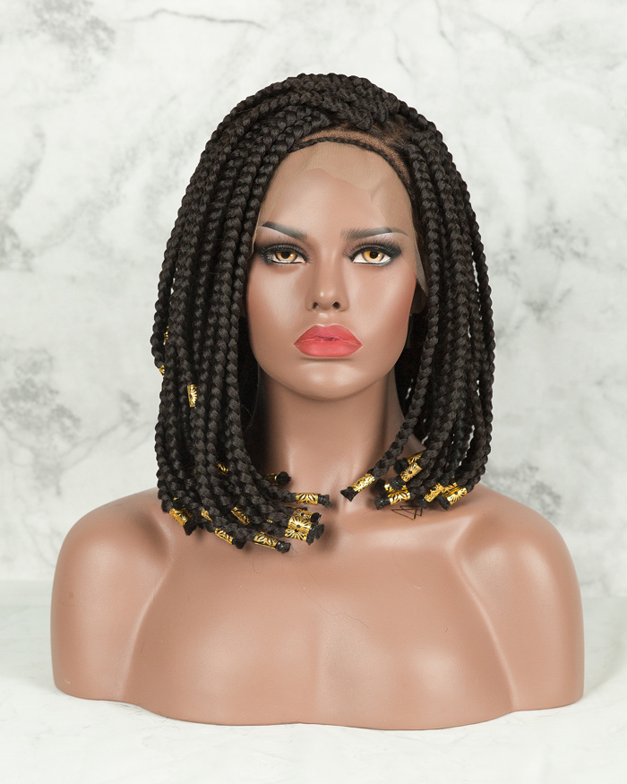 Nana - Box Braided Wig