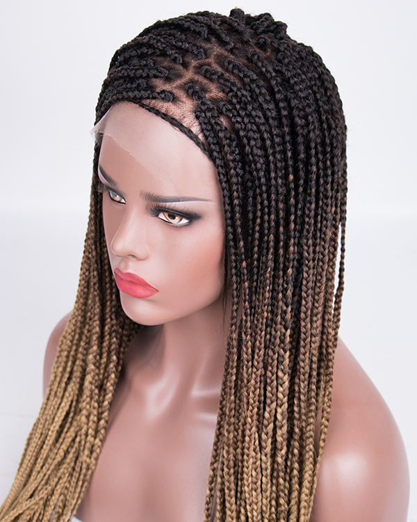 Pamela - Box Braided Wig