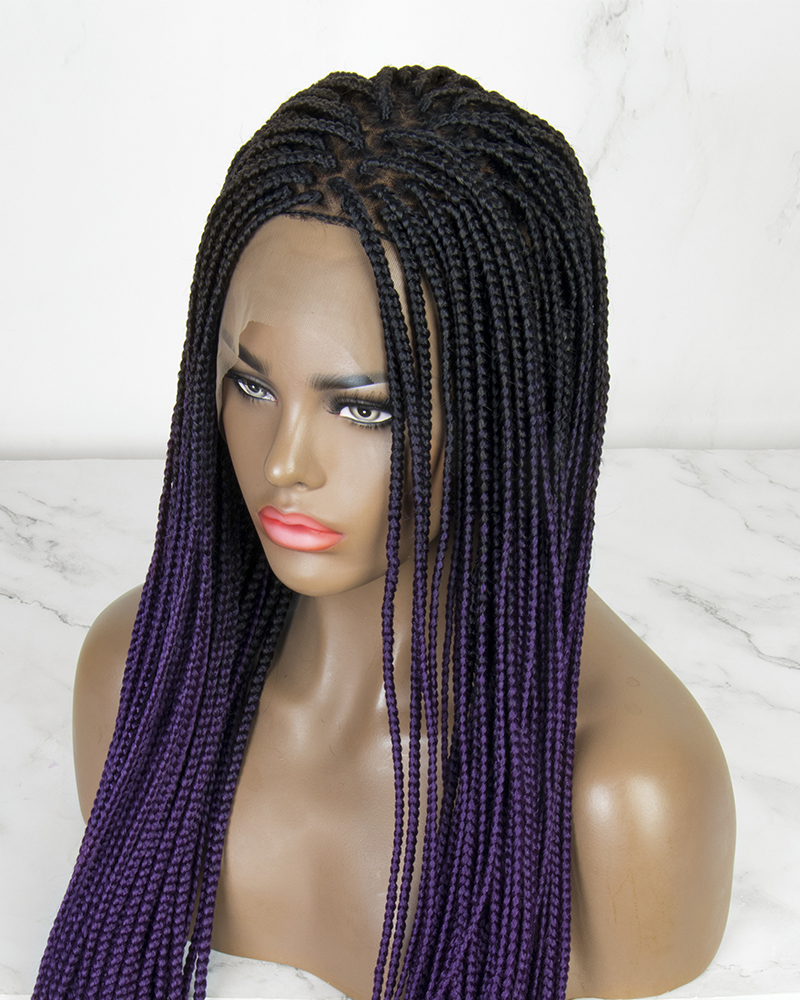 Crystal - Box Braided Wig