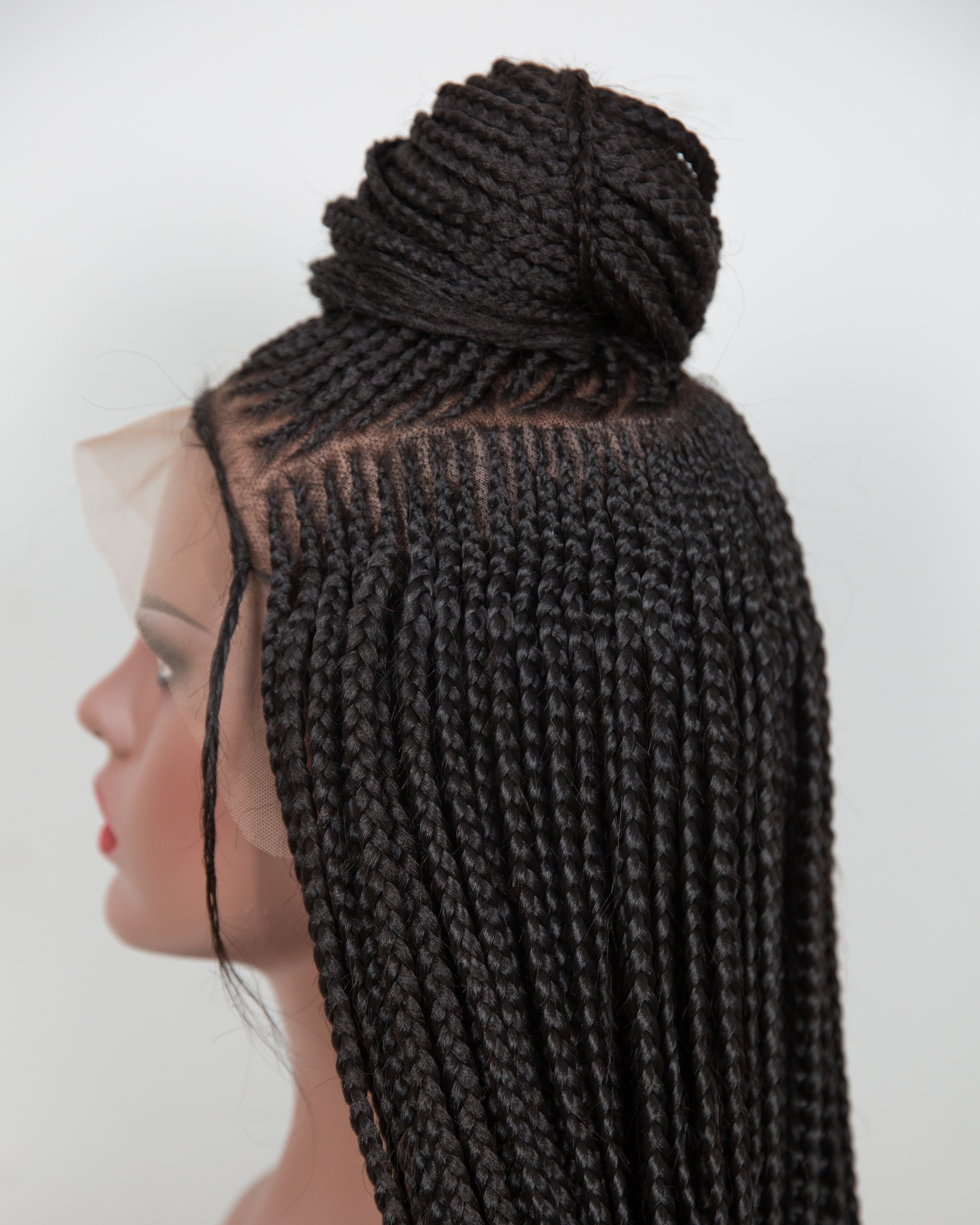 Melissa -Cornrow Braided Wig