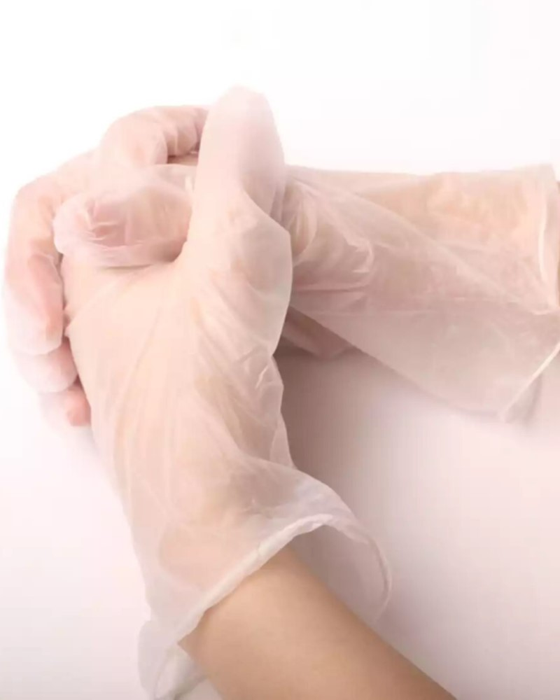 Disposable PVC Gloves(50 pairs)